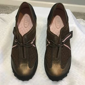 Privo by Clarks Slip On Brown Shoes